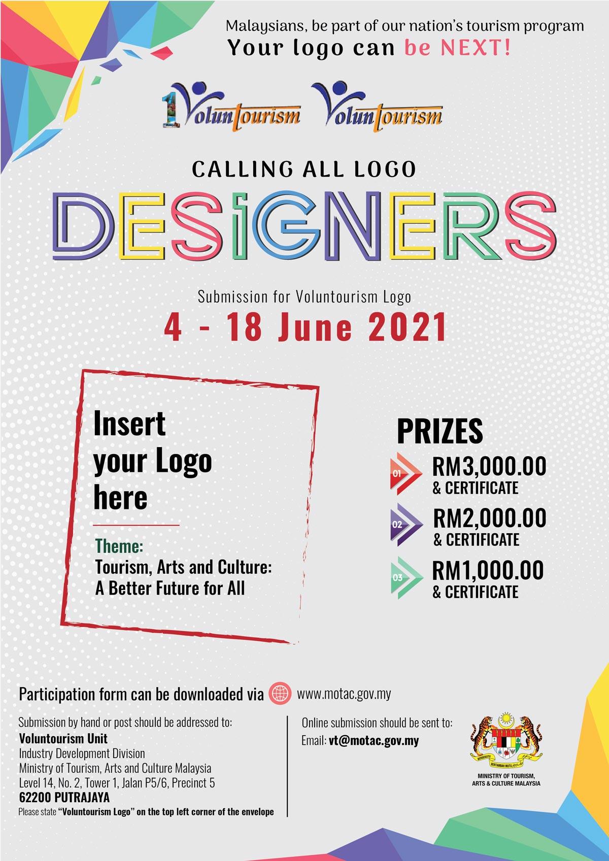 Voluntourism Logo Competition